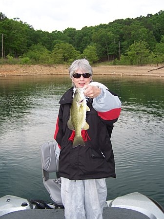 Photo gallery for Broken bow lake fishing