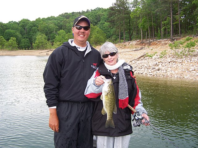 Photo gallery for Broken bow fishing